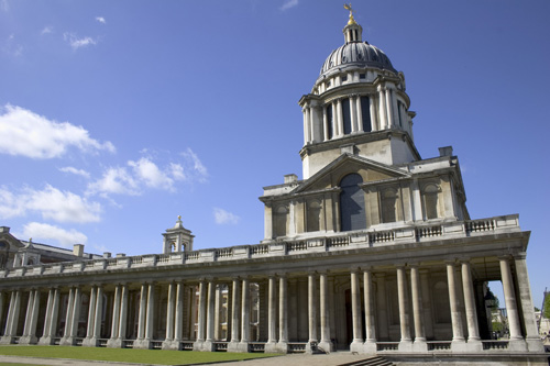 University of Greenwich - Clock Tower